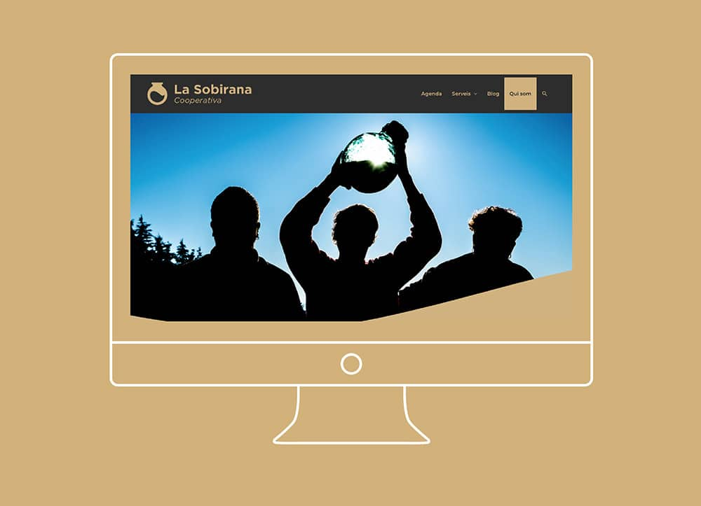 La sobirana cooperativa web