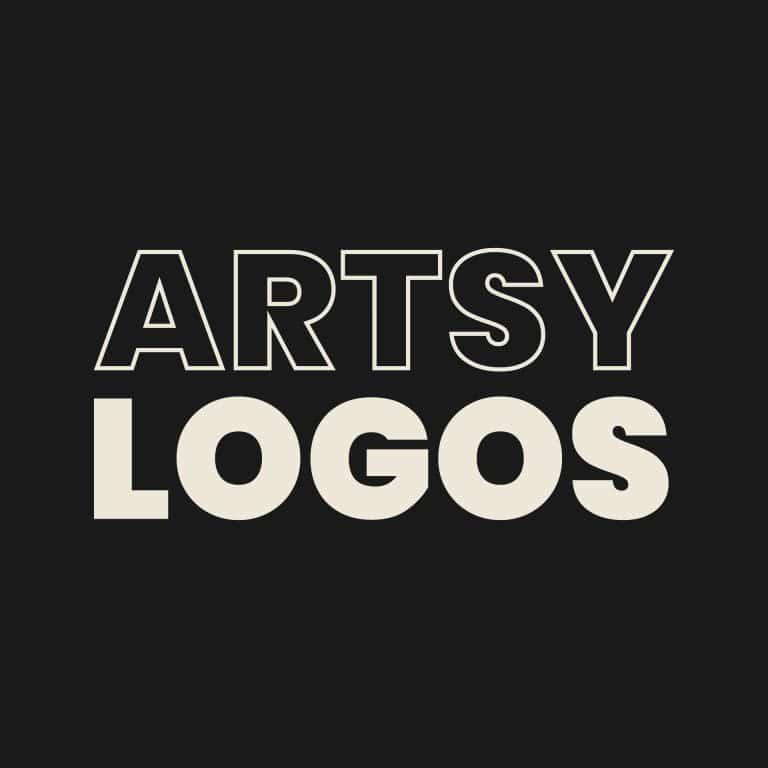 Artsy logos by marxal