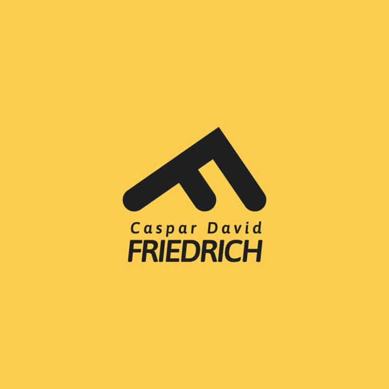 Caspar David Friedrich logo