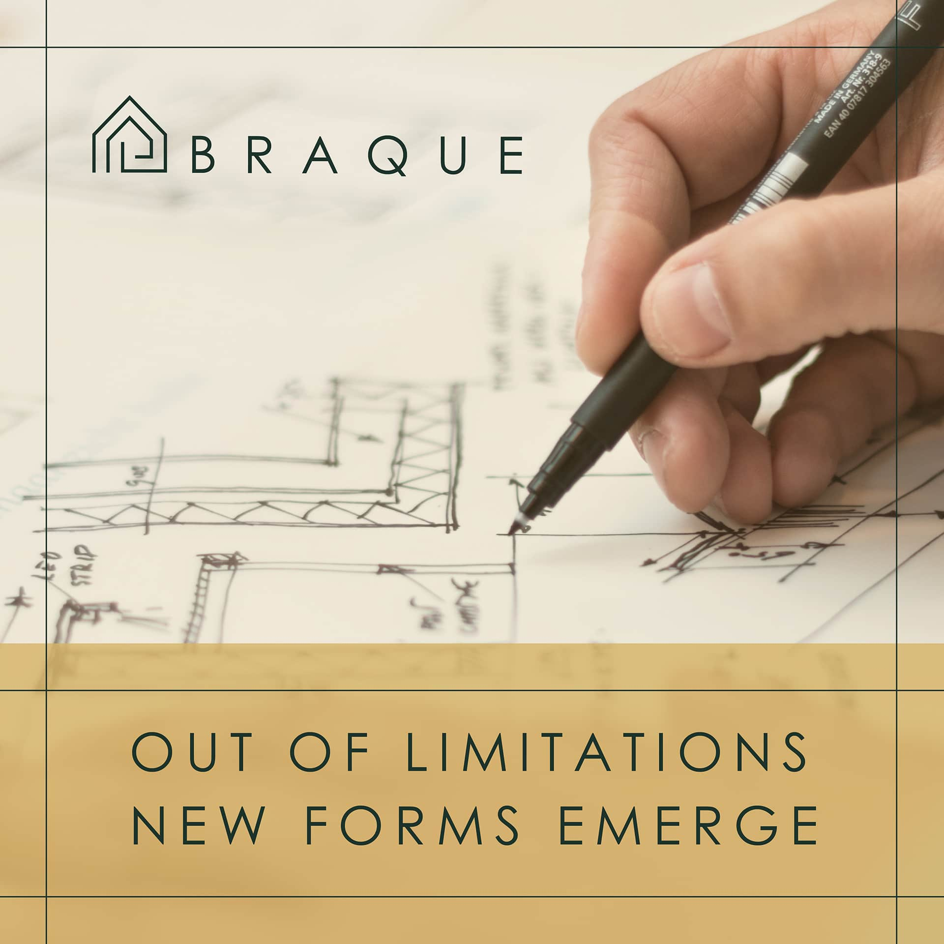 Out of limitations new forms emerge